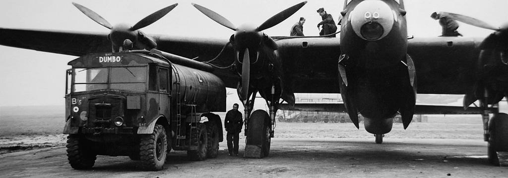January 1945 – The JN-Dog Boys
