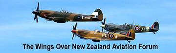 The Wings Over New Zealand aviation forum